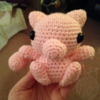 Mew - for sale on Etsy by theyarnbunny