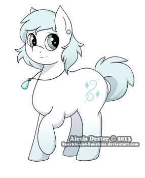 Pony Adoptable  ~ Virgin Snow {OPEN} by Sparkle-And-Sunshine