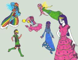 5. The Art of the Dress by ColonelSquiggy