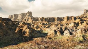 Terrain by Andywong75