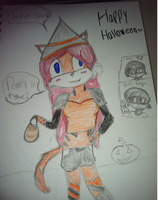 halloween with TaylortheTiger7 by TheblueQueen16
