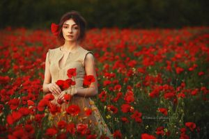 In red by NataliaCiobanu