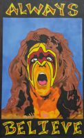 Ultimate Warrior by Kiron-07