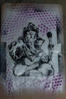 Ganesha Vector  RESULT 2 by 5starbrand