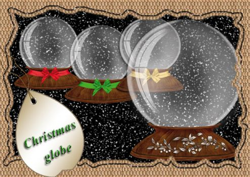 Christmas globe 1 by roula33