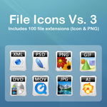 File Icons Version 3 by jrdnG