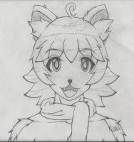 Cocoa sketch by StarBoy22