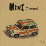 sketchbook #002 - Mini Cooper by DarkDorArt
