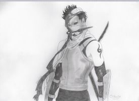 Zabuza by PurpleElite
