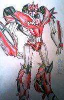 TFP Knockout Drawing by MarkiPewdieMash