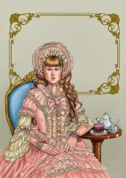 TEA PARTY by Francesca-Osterlund