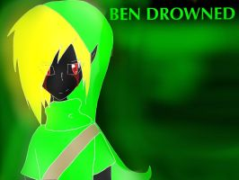 Ben Drowned by KillingKate1