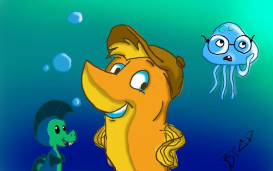 Help i 39 m a fish favourites by agi6 on deviantart for Help i ma fish