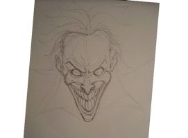 The Joker Process Gif by CristianHane