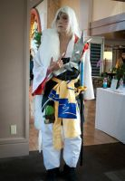 Sesshomaru Cosplay(Animation on Display 2013) by POOTERSS