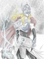 New Thor by x138x
