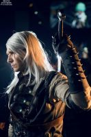 Geralt of Rivia by Almost-Human-Cosband