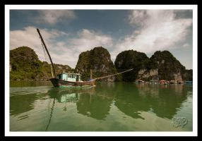Ha Long Bay - Vietnam - Series: No 13 by SnapperRod