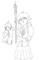 Contest fail .:Linework:. by tintedslightly
