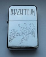 LED ZEPPELIN - engraved lighter by Piciuu