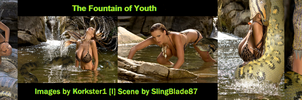 Fountain of Youth by SlingBlade87