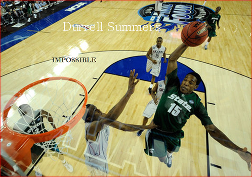Durrell Summers MSU 2011 by jrulz1299