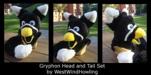 2 Days Left For The Gryphon by WestWindHowling