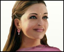 Aishwarya Rai 2 by shirly90