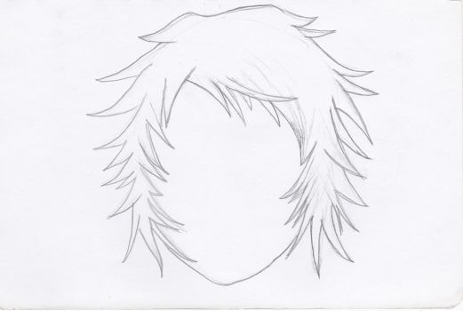 hair template by the4nr