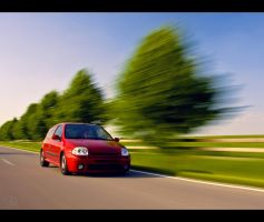 Clio RS by LordDrako