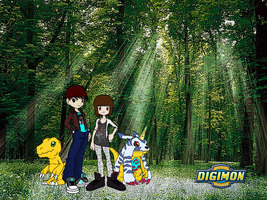 Digimon World by jamt1989