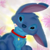 Stitch by ToonieCheckers