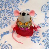 Belly Dancer Mouse by The-House-of-Mouse