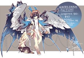 wintry faerin auction - closed by rainue
