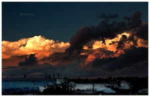 Golden Storm ii by guille1701
