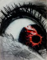 Evil Eye by MonsieurJackass