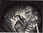 Boney Ghost by Scardy