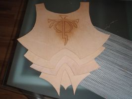 Orc Cuirass WIP 3 by Red-Dragon-Lord