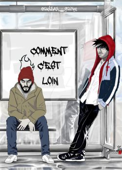 Comment c'est Loin by cpn-blowfish