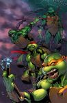 Commission: TMNT by K-Bol