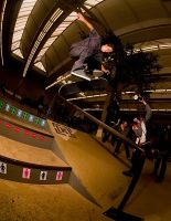 Justin Elridge - 360 flip lip by Obscurity-Doll