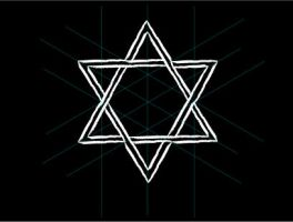 Star of David by sykosys