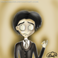 Corpse bride: Victor. by XDemiseEmoGirlX