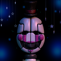 Funtime Puppet (4K) by GamesProduction