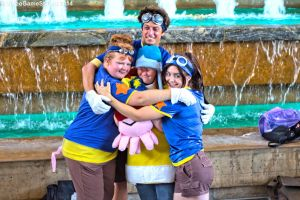 Otakon 2014 - Digimon Photoshoot 20 by VideoGameStupid
