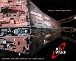 Red Dwarf [Fan Made Poster] by DoctorWhoOne