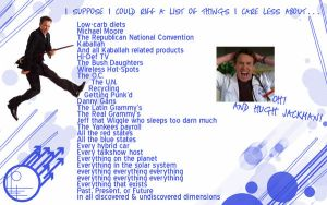 """Dr. Cox's Rant """"version 2"""" by lancheney"""