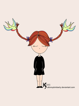 Carried Away (Vectorized) by allonsykimberly