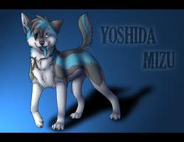 :G: Yoshida by cleanminded911