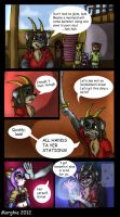 Sea Dog Shenanigans- Page 13 by Morghiesart